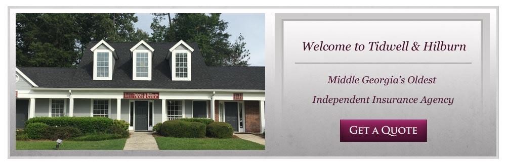 Tidwell Hilburn Insurance Macon Middle Georgia Ga Auto